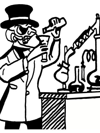 Deacon Chemist profile image