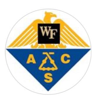 WFU ACS logo